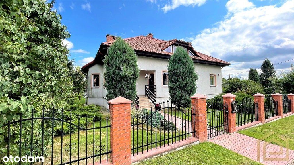 Elegancki Dom / Wysoki Standard / Piękny Ogród