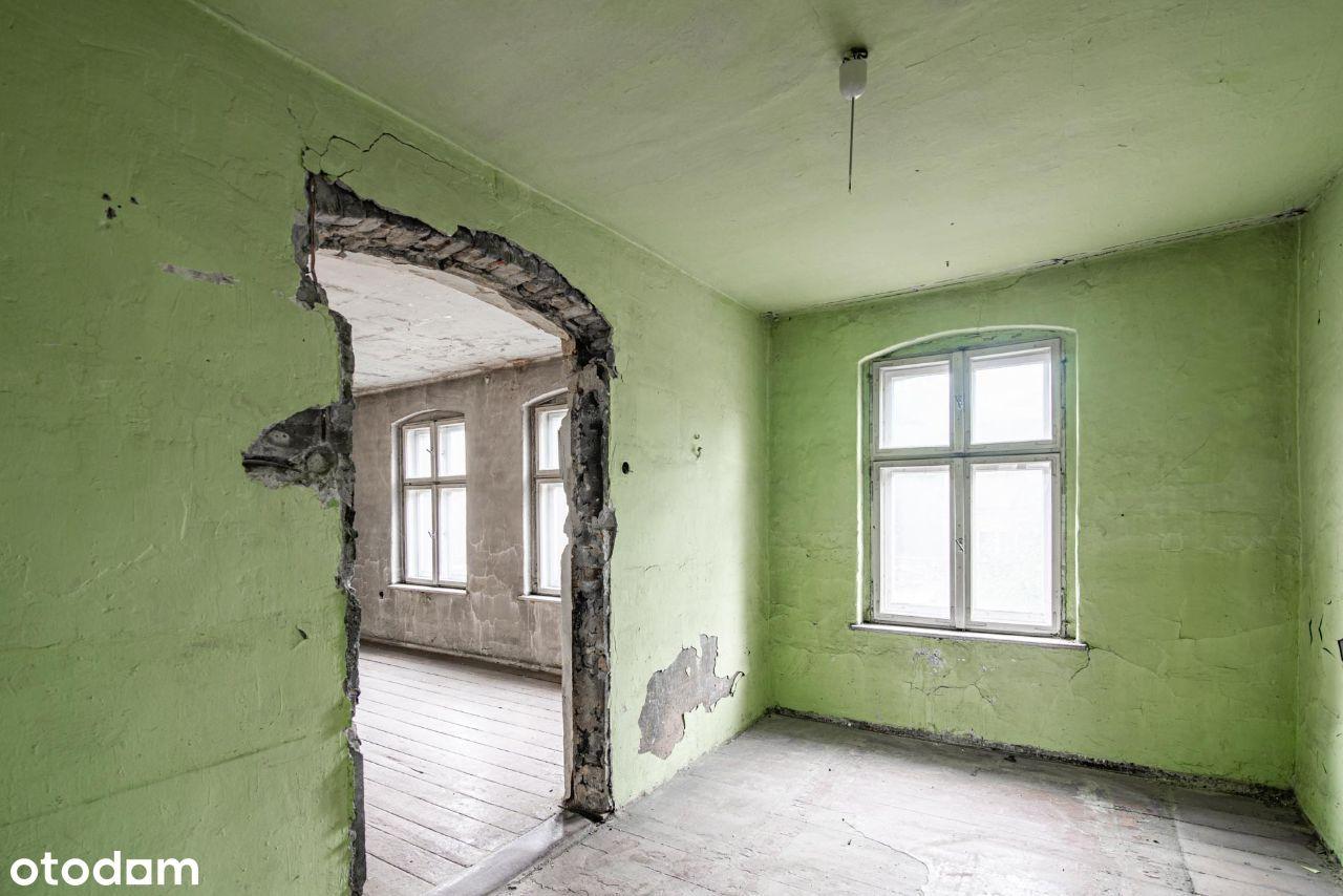 Mieszkanie 37m2, do remontu, ul. Bluszcza