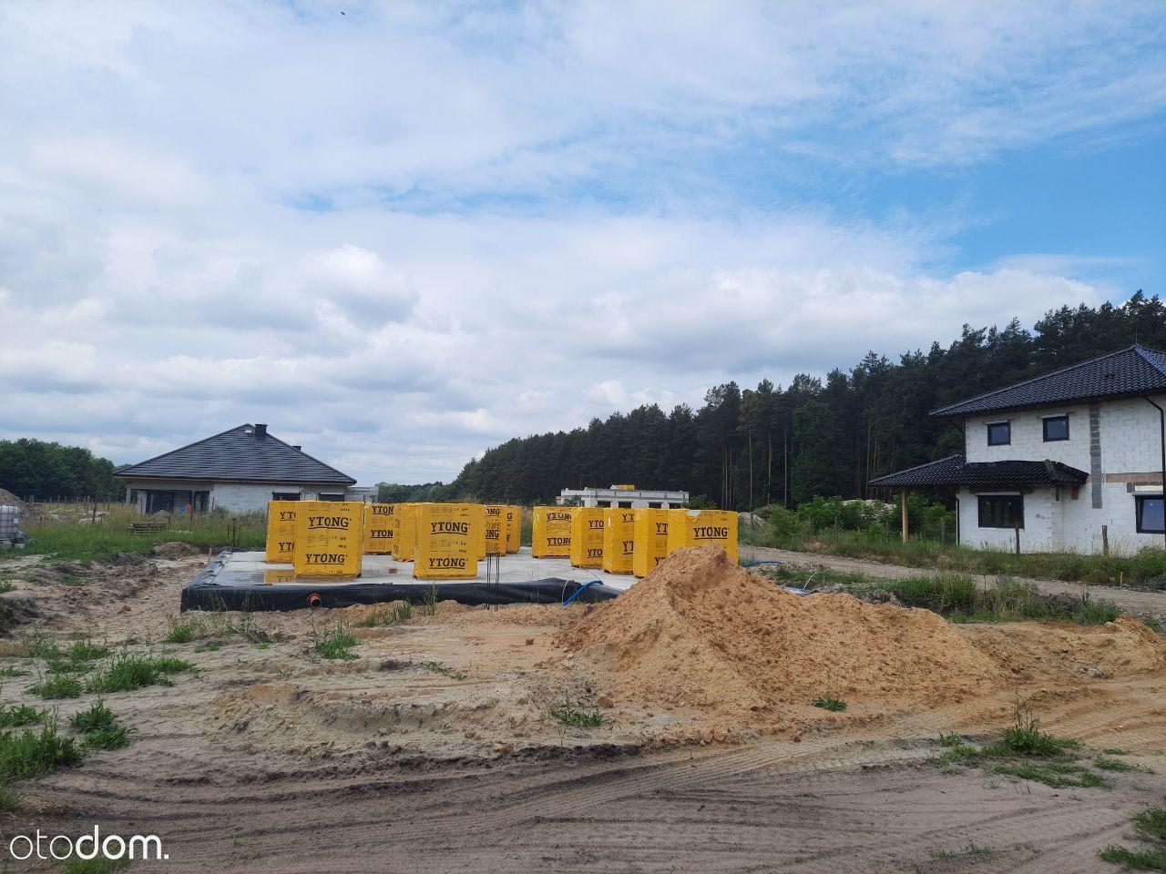 Działka budowlana Wrociszów