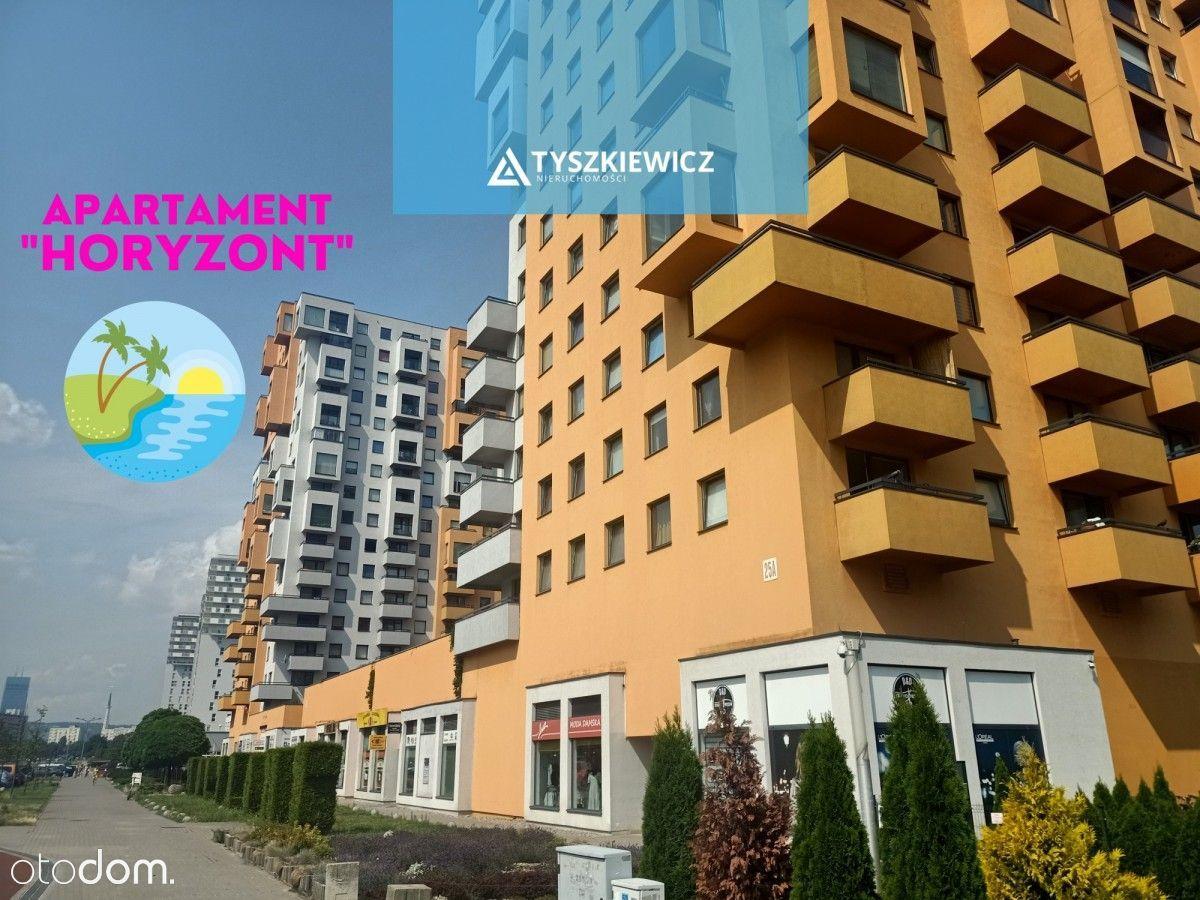 Apartament blisko plaży i Parku Regana 74 m2