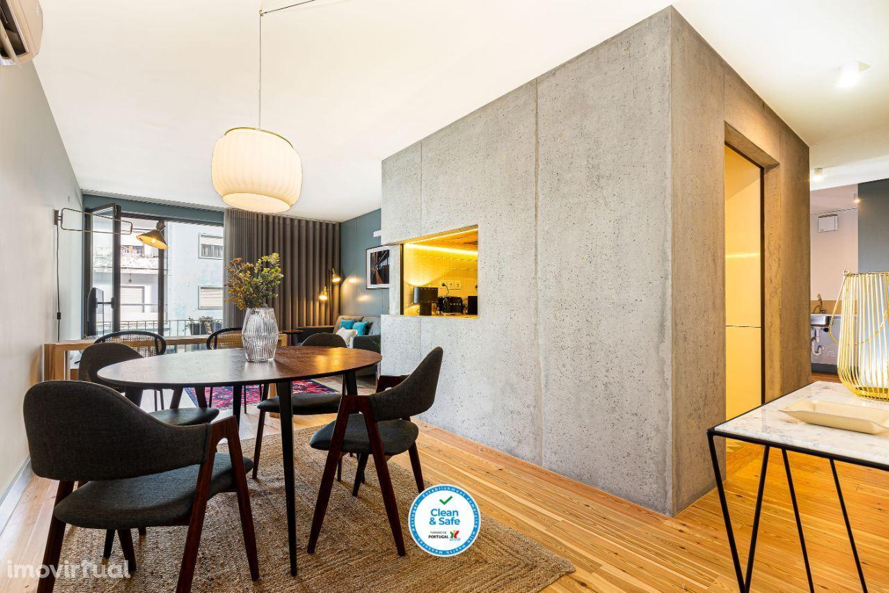 Apartamento T2 recém-construído Rua de Pinto Bessa, Porto