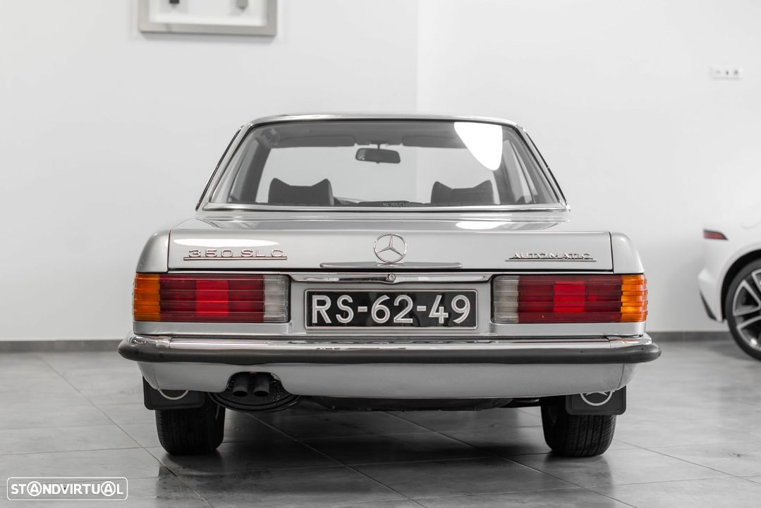 Mercedes-Benz 350 SLC - 5