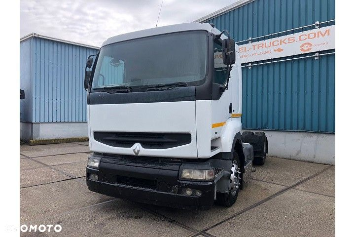 Renault PREMIUM 340/380 SLEEPERCAB (EURO 2 / ZF16 MANUAL GEARBOX / REDUCTION AXLE)  Renault Premium 340/380 Sleepercab Euro 2 / Zf16 Manual Gearbox / Redu - 1