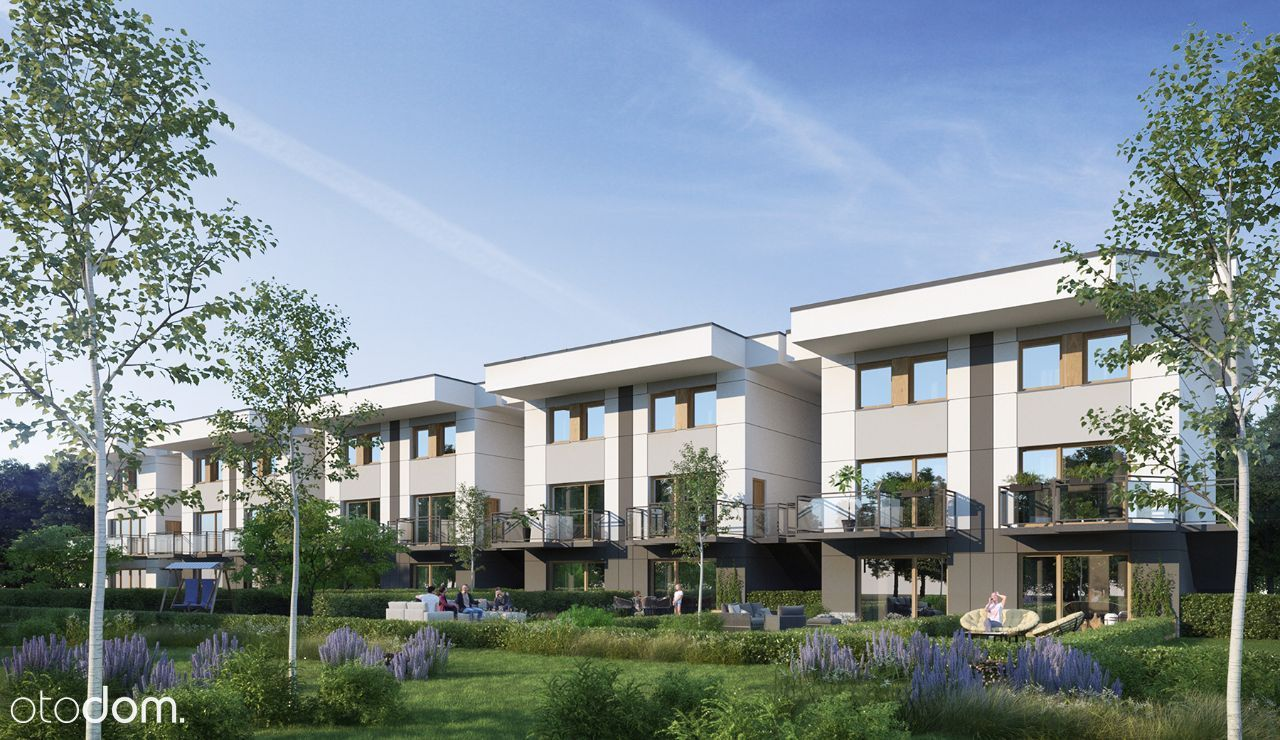 M13 - Mieszkanie dwupoziomowe 61,32 m2 z ogrodem