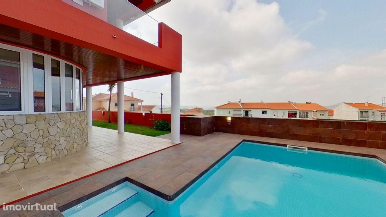 Moradia sobral Monte Agraço com piscina aquecida cozinha equipada