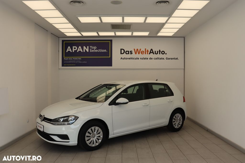 Volkswagen Golf 1.0 - 1