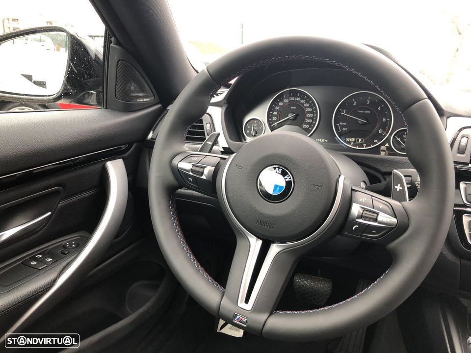 BMW 420 d PACK M Performance 2016 - 48