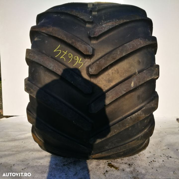 Anvelope 1000/50 R25 Michelin Cauciucuri Second New Holland John Deer Deutz Fahr Fendt Case Same - 2
