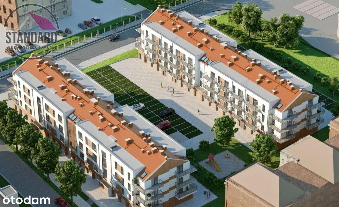 Mieszkanie, 38,94 m², Legnica