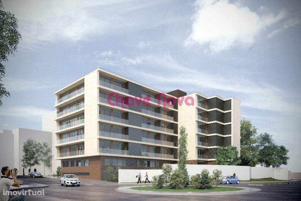 T1 - Edifício D. Pedro Flats em Gaia