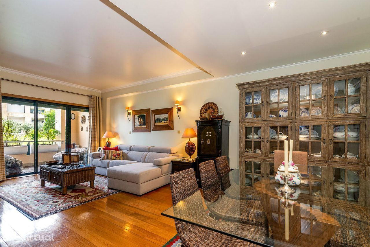 Magnifico T2 inserido no prestigiado condomínio fechado da Villa Reste