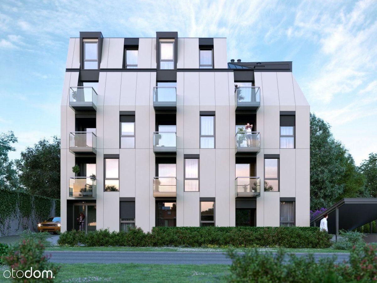 Dwupoziomowe - nowy apartamentowiec