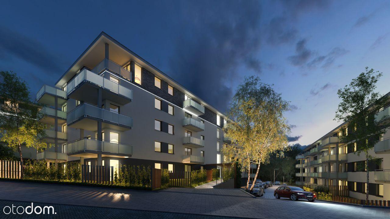 Apartamenty w zielonej dzielnicy Sarni Stok