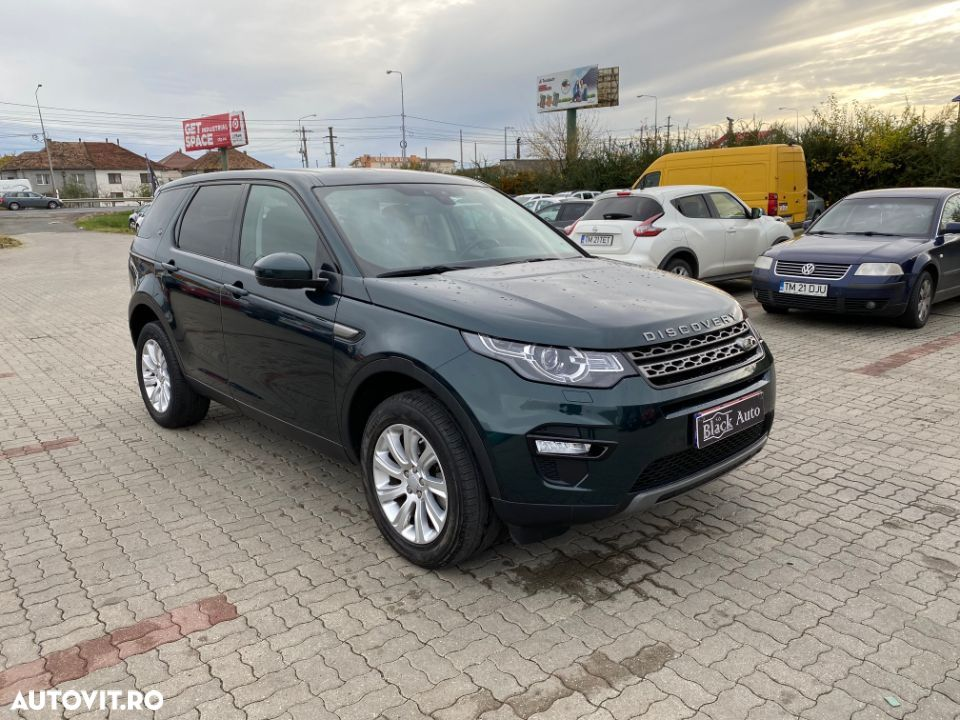 Land Rover Discovery Sport 2.2 - 2