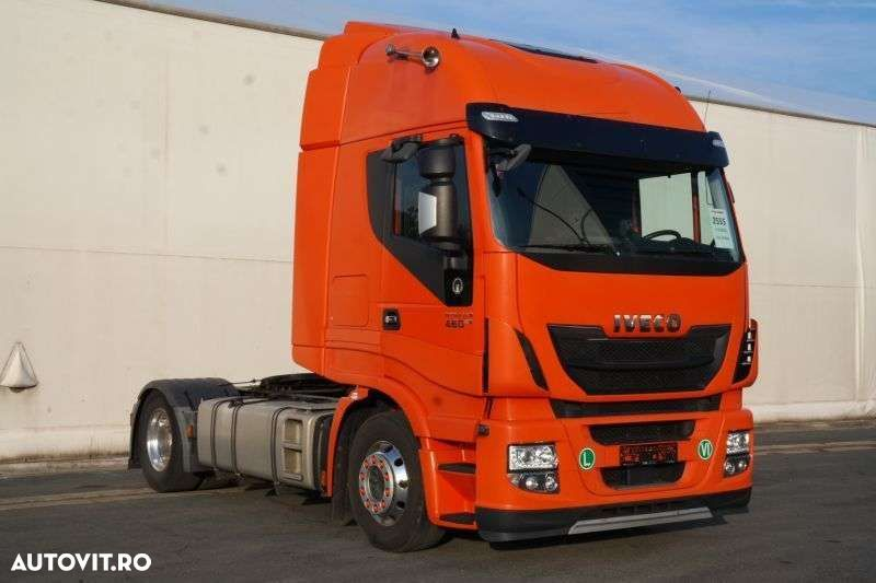 Iveco Stralis As440s46 - 2