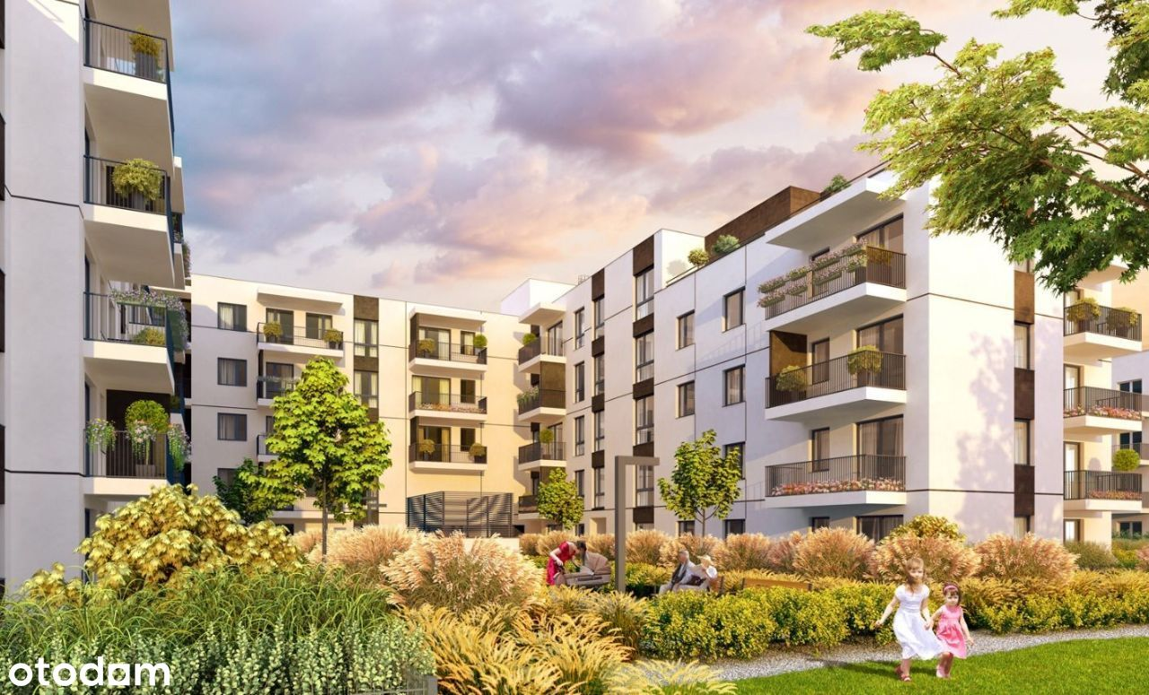 D85 Przytulne mieszkanie z balkonem! Aluzyjna 19