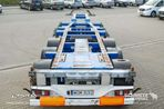 Wielton Semitrailer Container chassis - 6