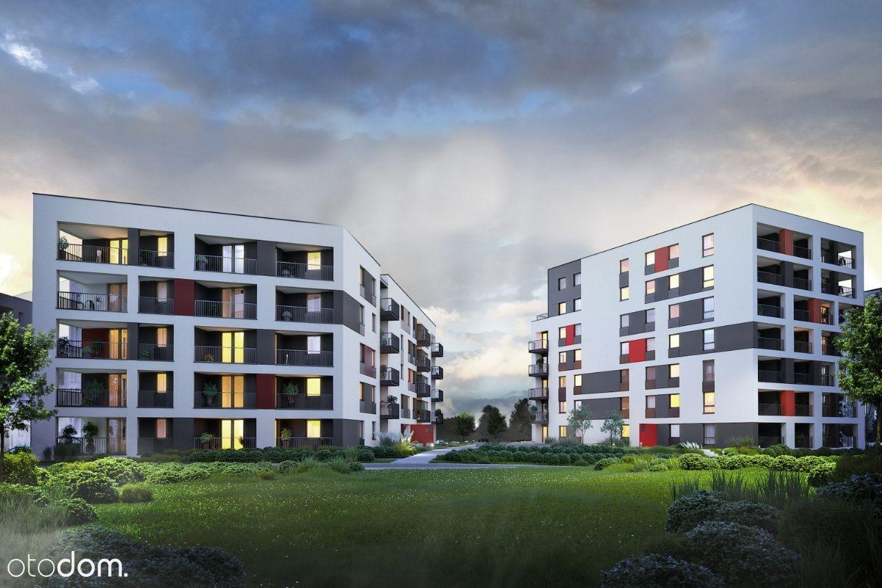 Gotowe mieszkanie w Inwestycji Osiedle Prymasa A08