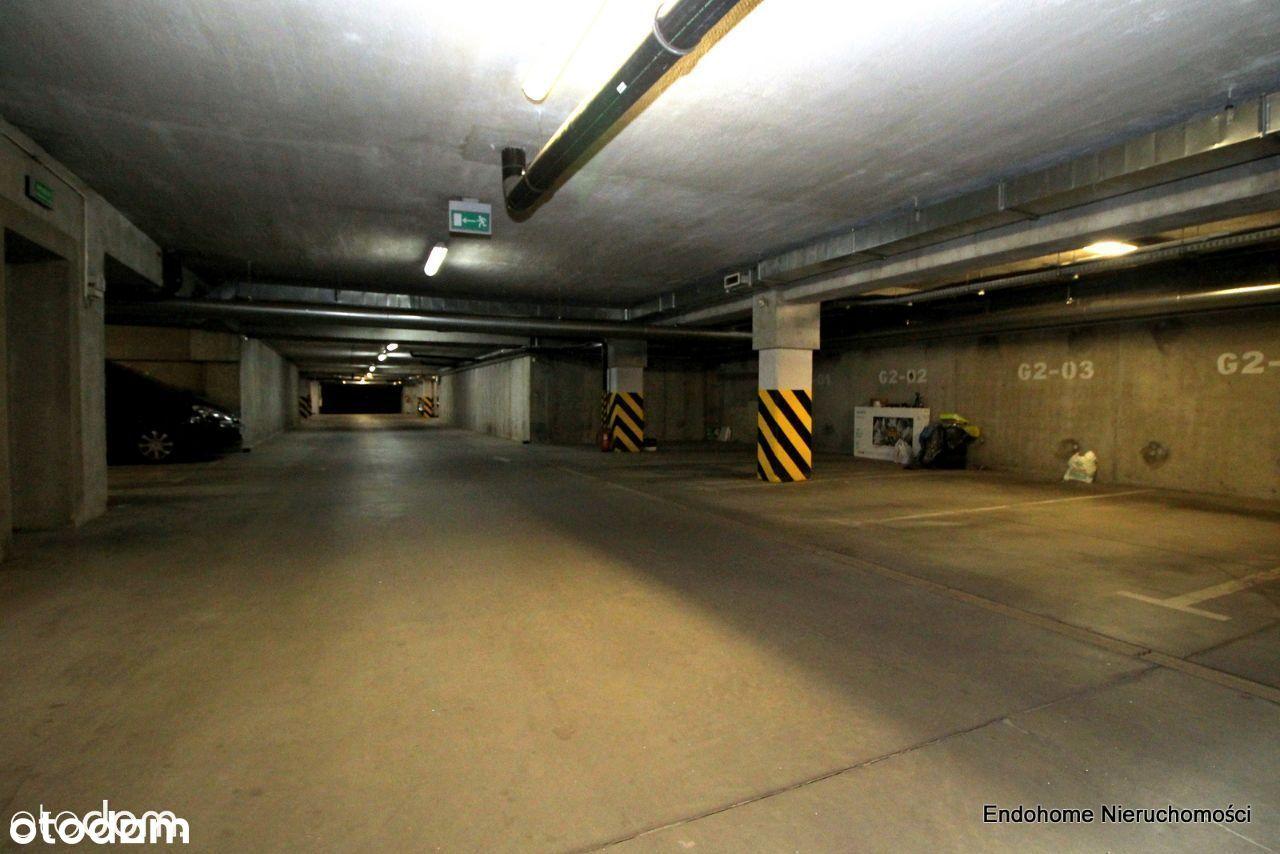 Miejsce postojowe w hali podziemnej Naramowice
