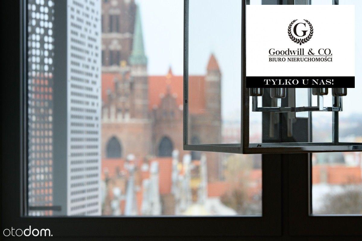 Wyjątkowy apartament na dachu Gdańska!