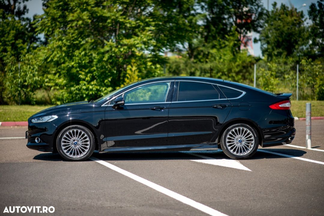 Ford Mondeo - 27