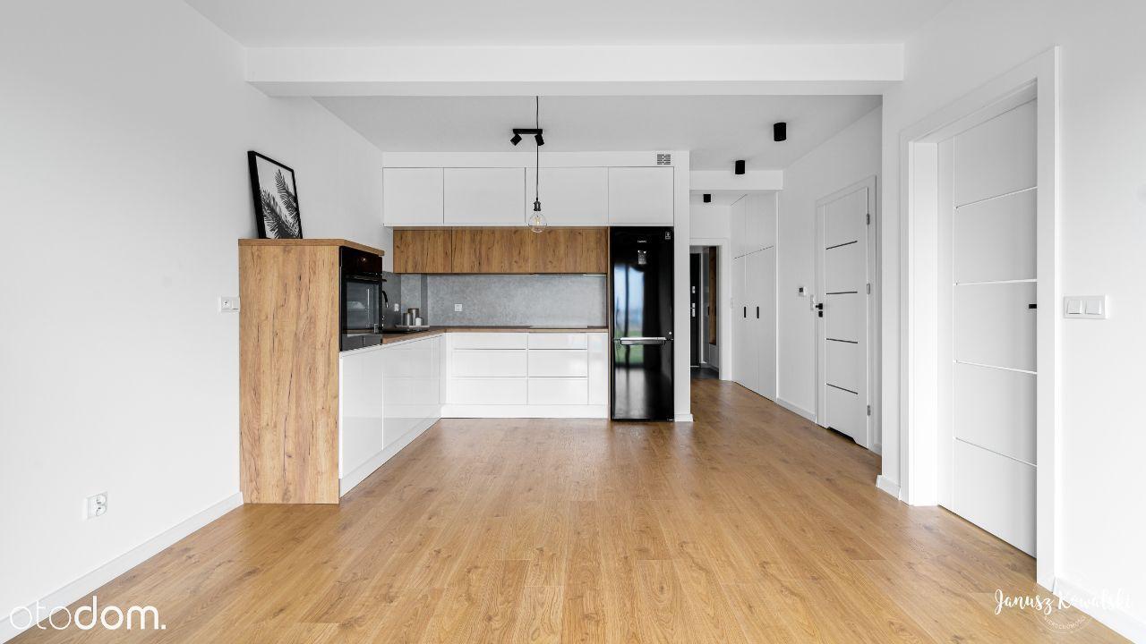 Nowe 3-pokojowe mieszkanie z ogrodem