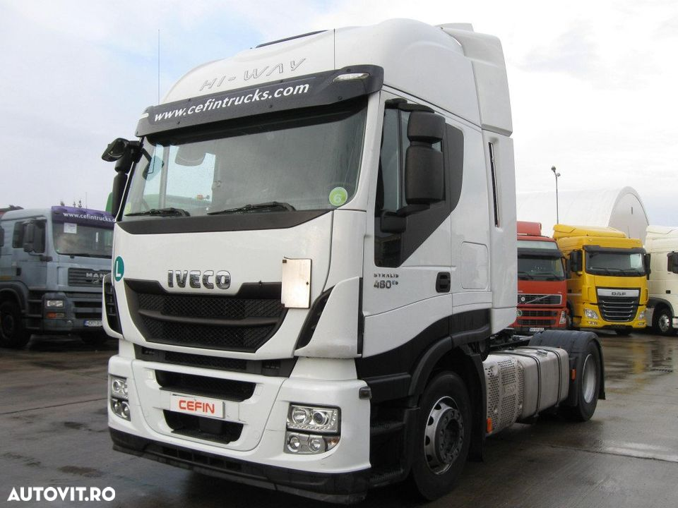 Iveco As440s48t - 1