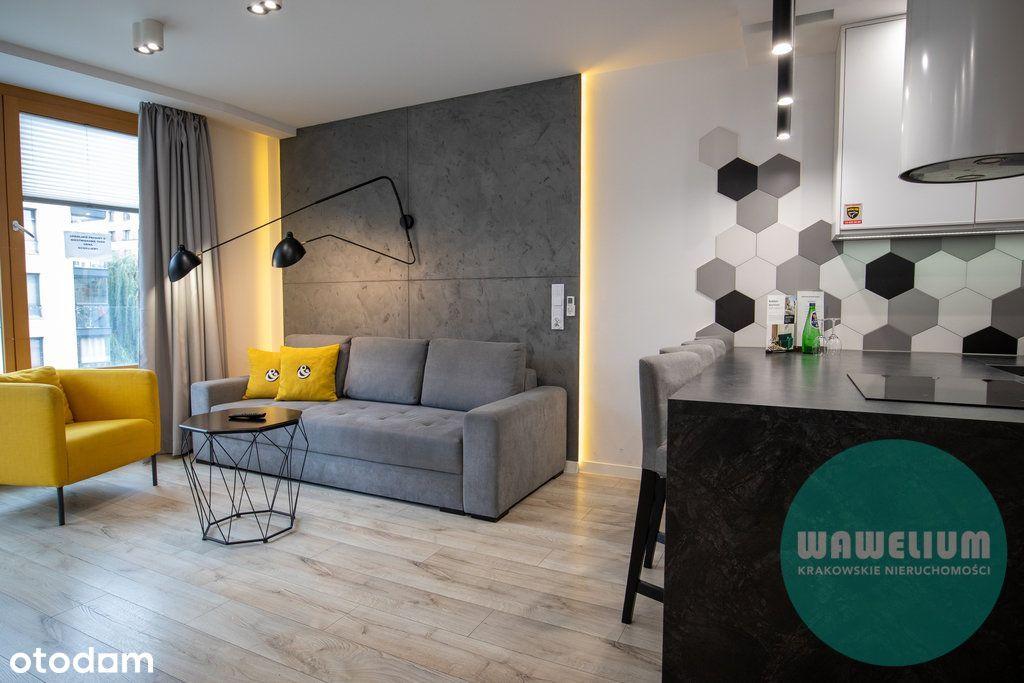 Luksusowe 2 pok. | Masarska | 40 m2