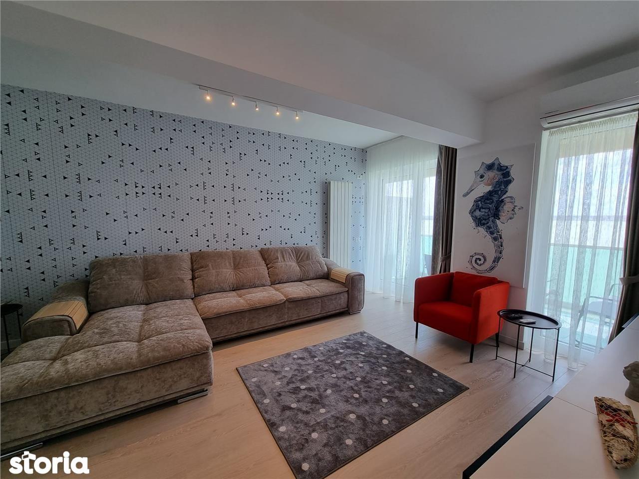 Apartament 3 camere NOU, Vedere catre Lac si Mare