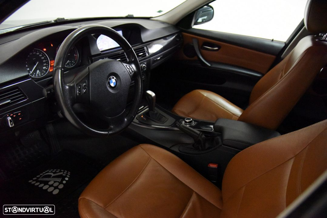 BMW 318 d Touring Navigation Auto - 5