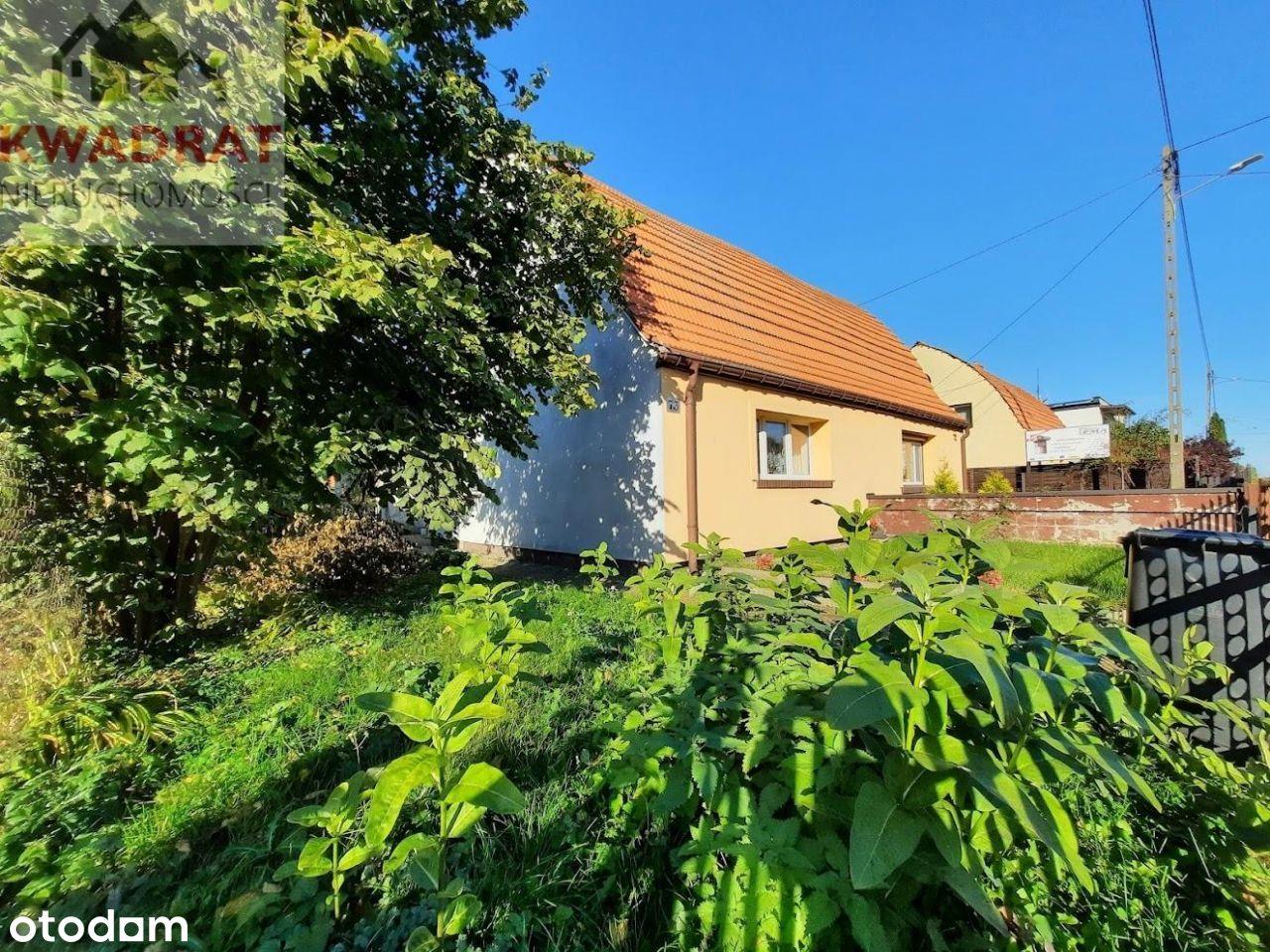 Dom w Malborku w spokojnej okolicy