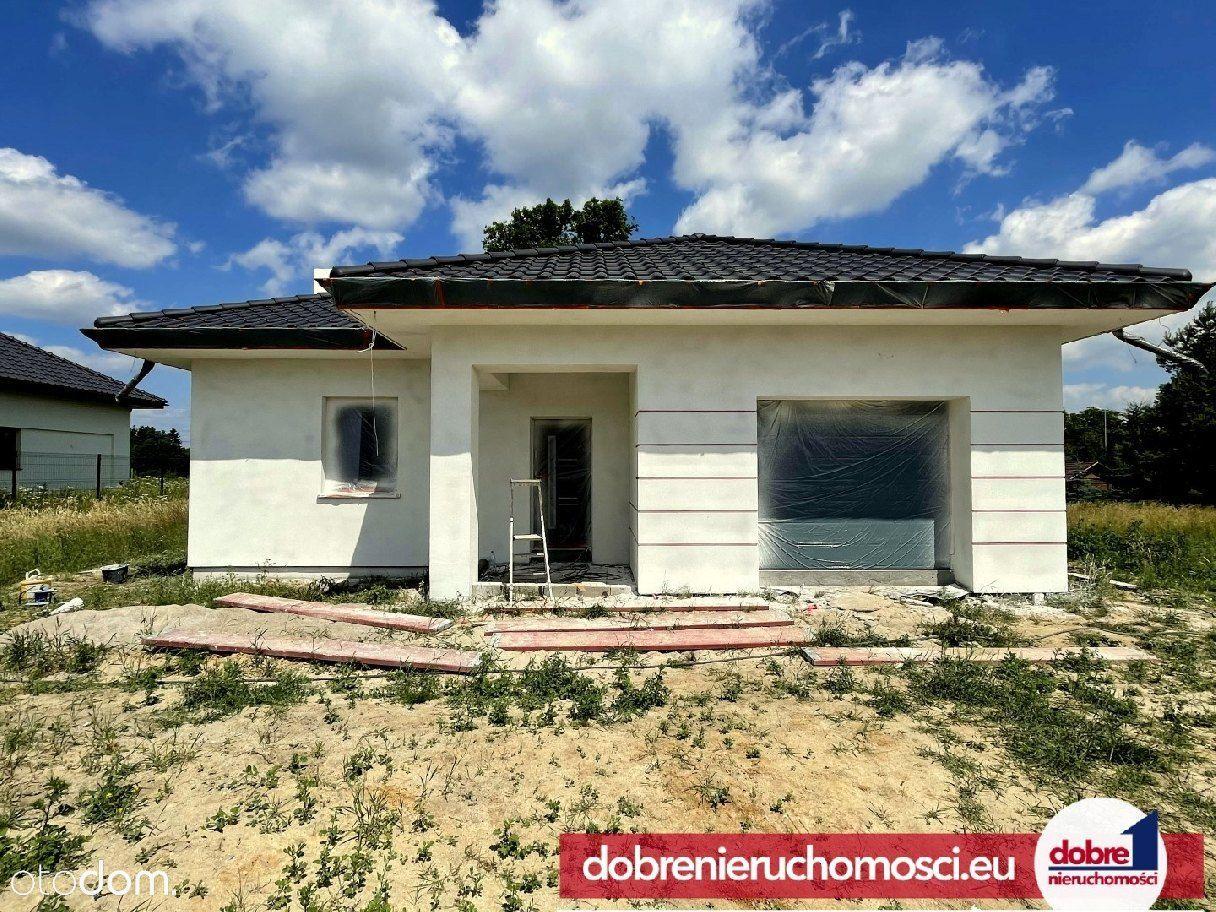 Już Wybudowany! Nowoczesny bungalow w Osielsku