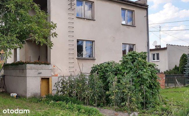 Dom piętrowy o pow. użyt. 136 m2, ok. Ostrowa