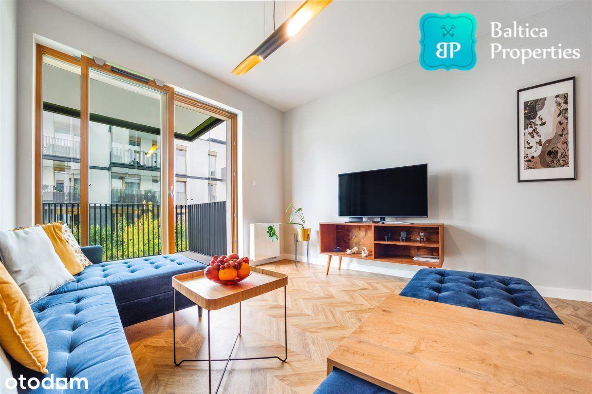Nowy piękny oraz komfortowy ap. + garaż + taras
