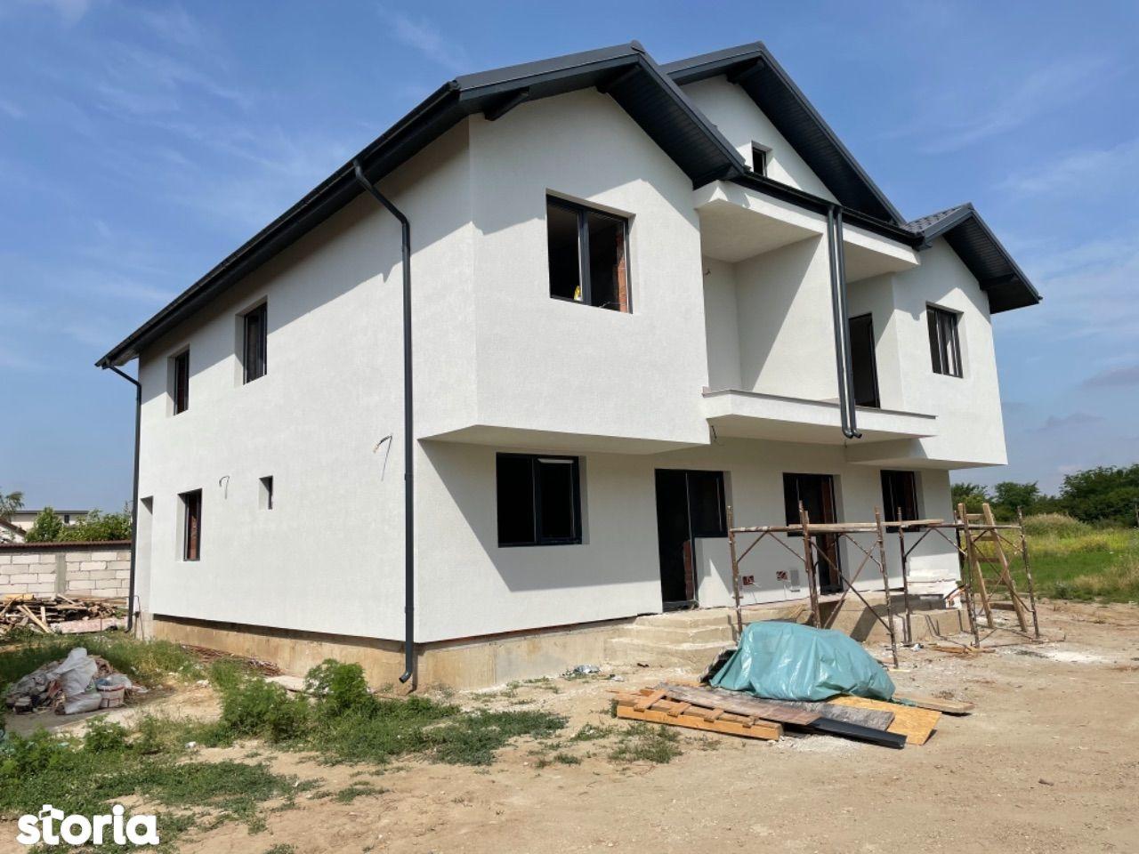 Casa Vila Sos Alexandriei Bragadiru încălzire pardoseala !