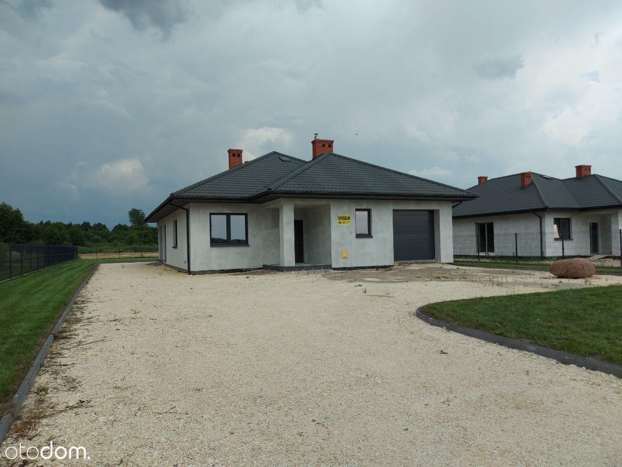 Nowo Wybudowany Dom Parterowy w spokojnej okolicy