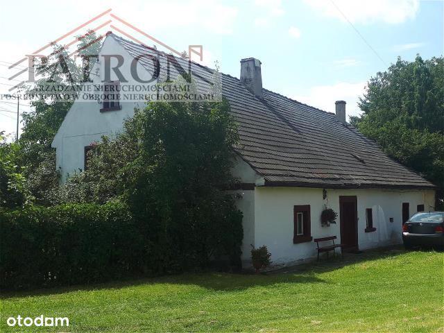 Wiejski dom z ogrodem i stodołą 10km od Bolesławca