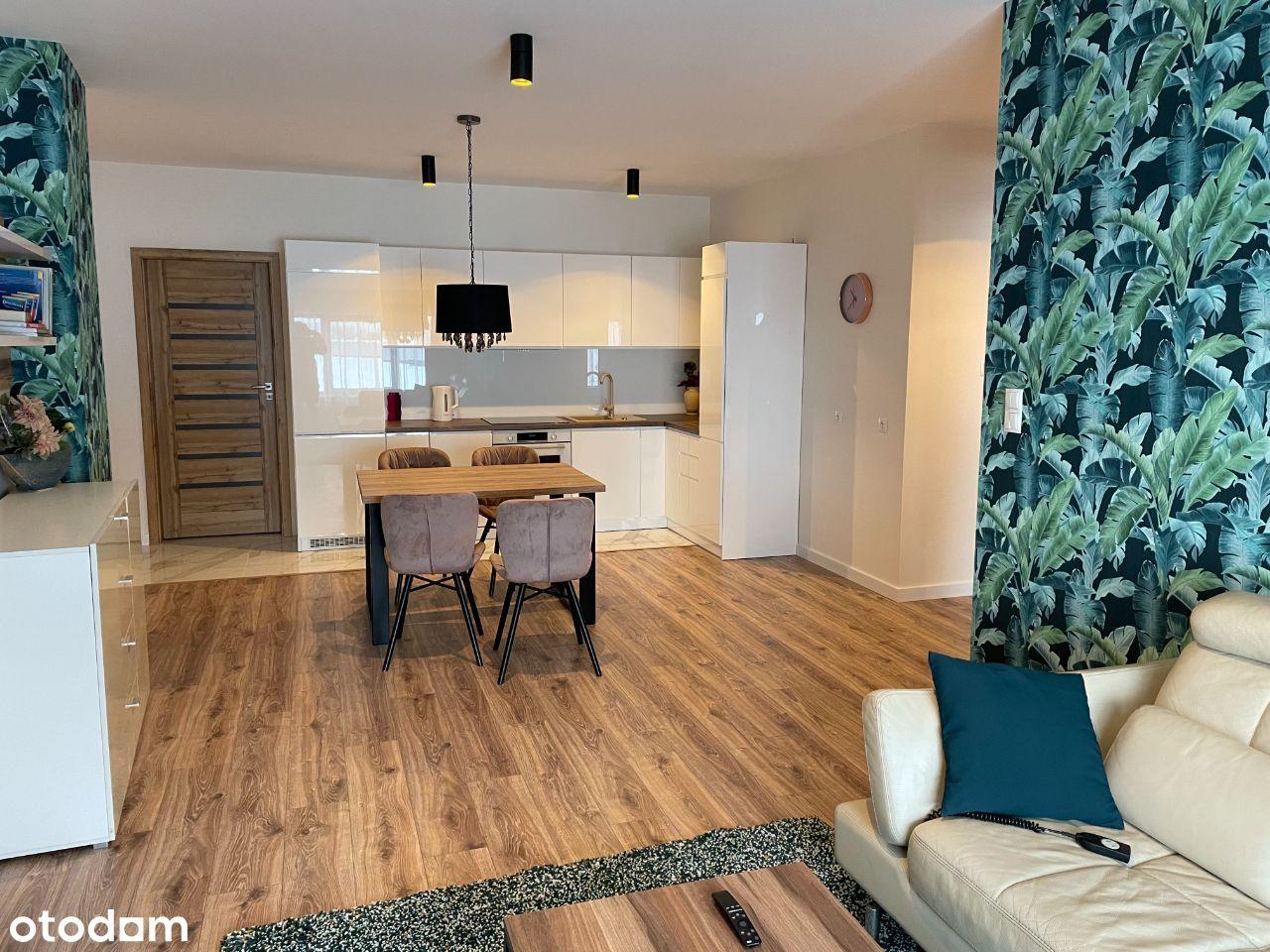 nowy apartament w centrum