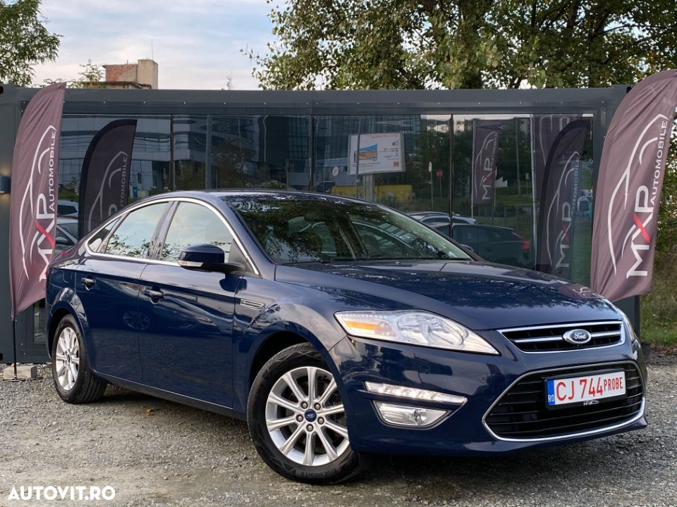 Ford Mondeo - 18