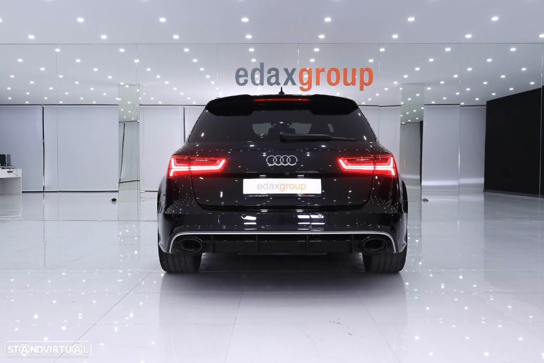 Audi RS6 A 4.0 TFSi Plus quattro Tiptronic - 4