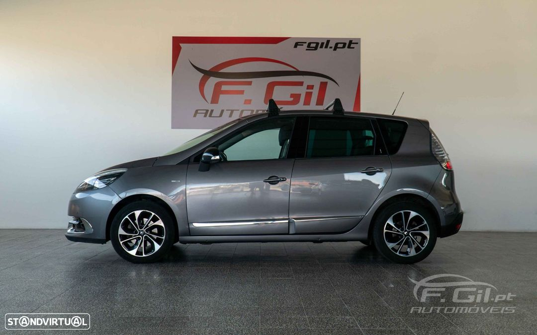 Renault Scénic 1.5 dCi Bose Edition (5P) - 4