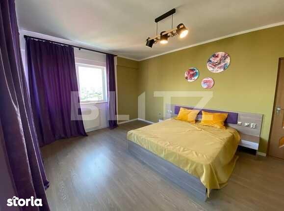 Apartament de 2 camere, decomandat, 50 mp , modern/lux , aer...