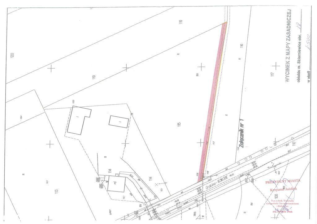 Działka, 5 241 m², Skierniewice