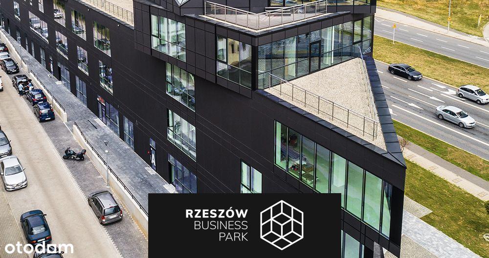 Rzeszów Business Park - przeszklone biuro 360 m2