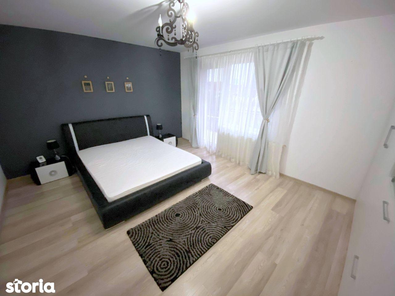 2 camere, decomandate, bloc nou, modern, in Marasti, zona Iulius Mall