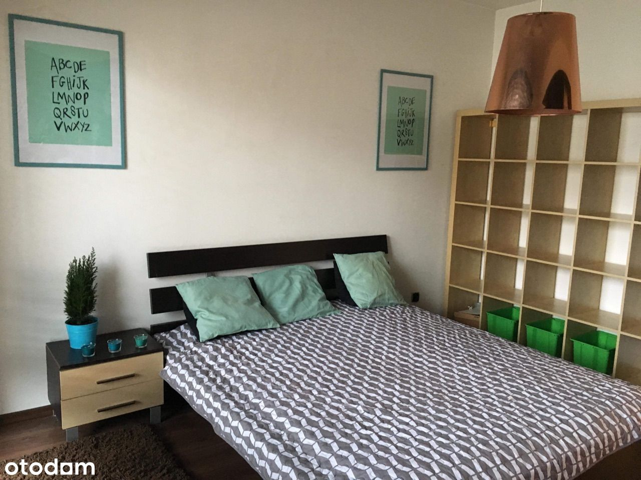 Mieszkanie do wynajęcia 62m bezpośrednio