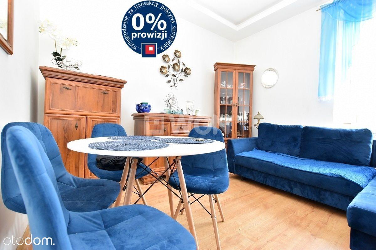 Ładne 2 pokojowe mieszkanie 42 m2 na parterze!!!