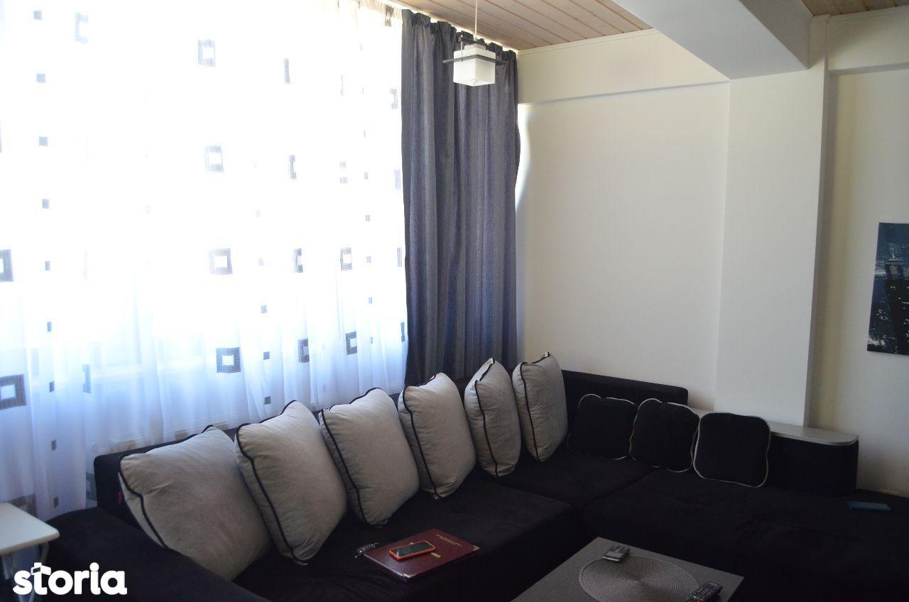 Predeal-Apartament cu 2 camere mobilat si utilat