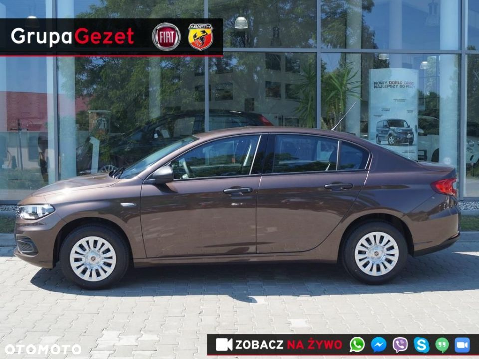 Fiat Tipo Brązowy Magnetico TIPO - 3