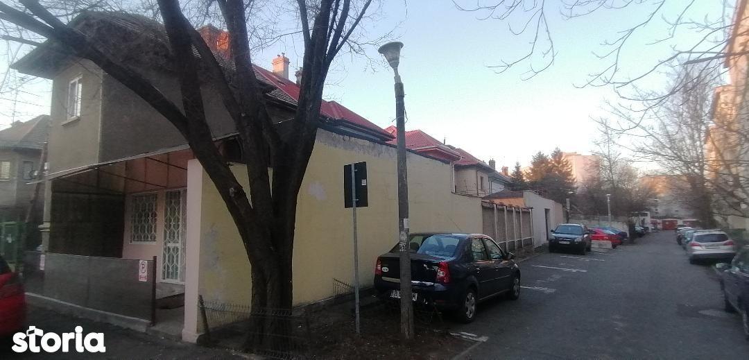 DRISTOR- Piata Alba Iulia- Spatiu comercial cu teren in proprietate